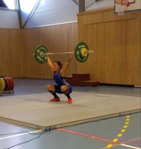 ØVR 2015 - Emelie i rykk