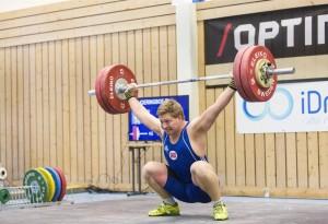 Bilde - Tore Gjøringbø rykk 135 Nordisk J 2015