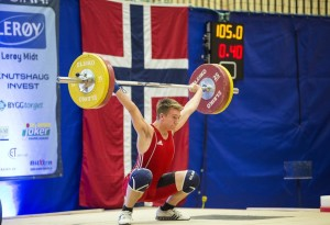 NM U 2015 - Eskil Andersen