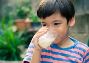 Er melk usunt ?
