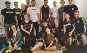 Trener 1 Kurs CAK 2016