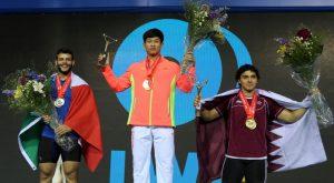 VM Junior 2016 – herrer 56-105 kg