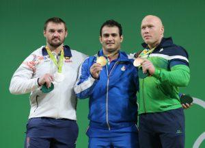OL Vektløfting 2016 – åttende dag !