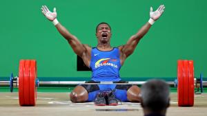 OL i Rio – Oscar Figueroa vant og legger opp !