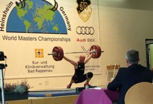 VM Masters 2016 – så kom 2 gull !