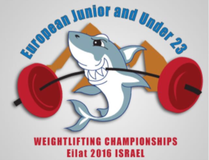 EM Juniorv 2016 Eilat
