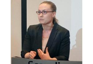 Hilde Næss ny president i NVF!