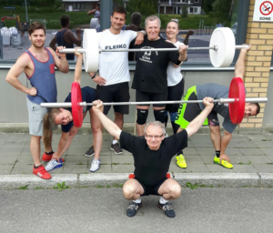 Trener 1 Kurs, modul 2 og 3 i Spydeberg