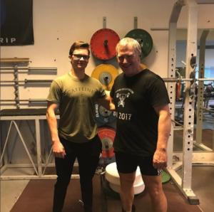 Klubbesøk hos Spydeberg Atletene