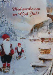 Julehilsen fra NVF