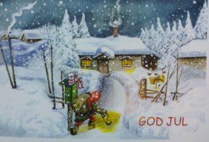 Julehilsen fra regionen