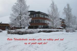 Nyhetsbrev fra Oslo Idrettskrets