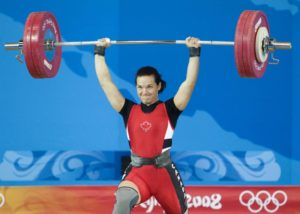 Christine Girard fikk sitt OL-gull etter seks år !