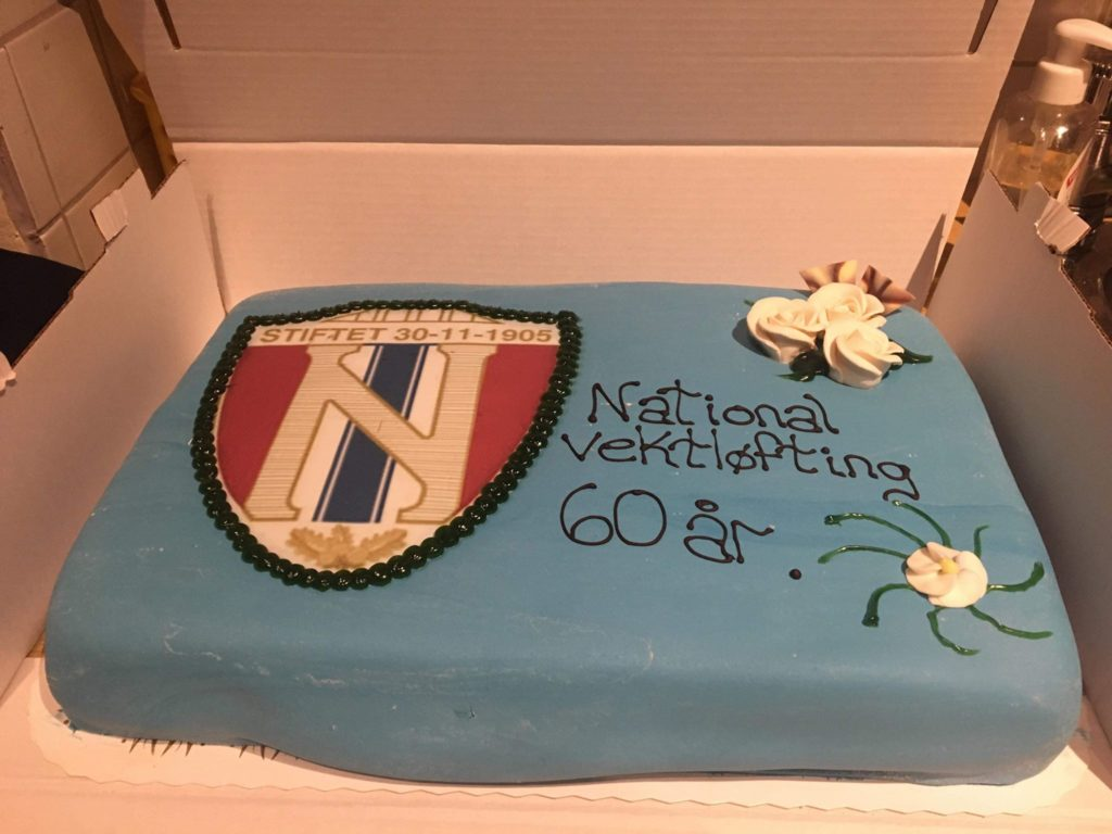 60-årsjubileum for T&IL National