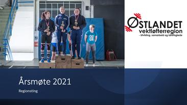 Referat fra digitalt årsmøte 18.april 2021